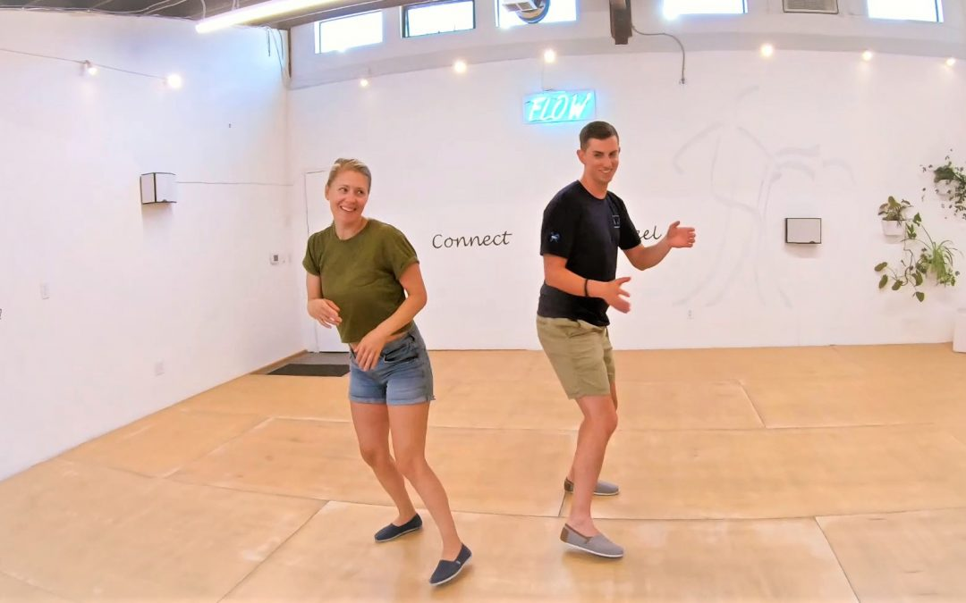 Exercise 2   Side Moves & Spins (1-2-Whoosh)