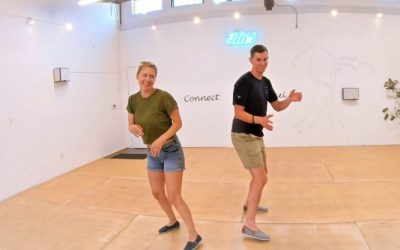 Exercise 2 | Side Moves & Spins (1-2-Whoosh)