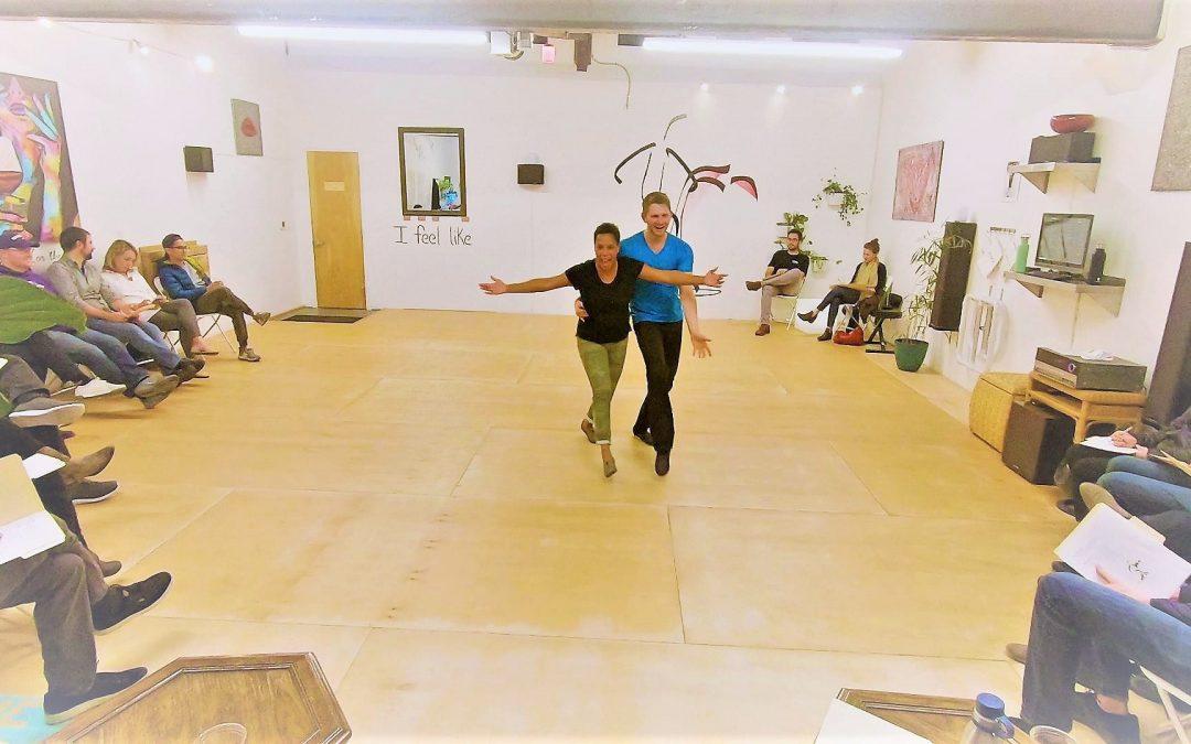 Flow Studios Dance Show ballroom latin dance styles